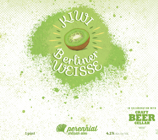 Kiwi Berliner Weisse (Craft Beer Cellar)