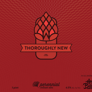 Thoroughly New (Hop Butcher)