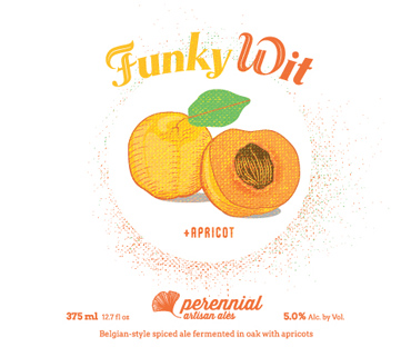 Funky Wit Apricot