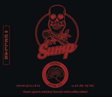Barrel-aged Sump Coffee Stout